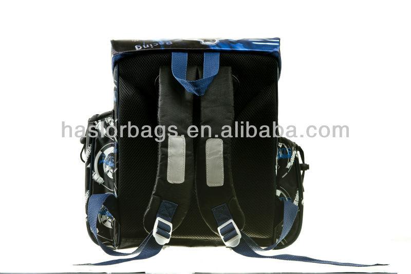Top qualité mode forte scolaire sacs avec fond dur pour garçons de sac fabricant