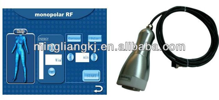 2013 top sale 5 handles portable cavi lipo machine