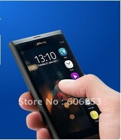 Wholesalers 100% Original new HOt sell.Cell phone Mobile Phones 2GB 1:1 Quad band 3.6 touch screen Dual card Unlocked made in ch