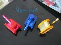 5pcs/много танк форма мини-металлических труб для некурящих трубы руку трубы прохладно