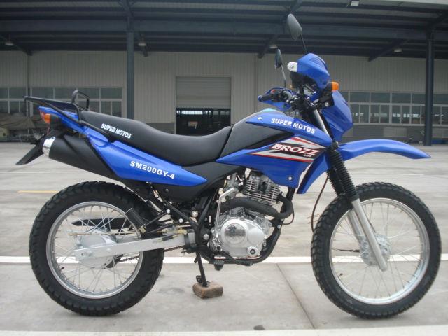 Best price 200cc off road Dirt bike