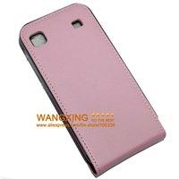 Чехол для для мобильных телефонов Genuine Leather Case Cover For Samsung Galaxy S i9000, 5 Colors, Retail, Drop Shipping, #701011-701015