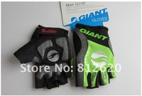 2012 GIANT New Bike Bicycle gloves Half Finger Cycling Gloves for Men