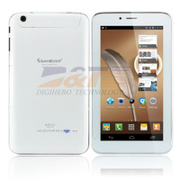 Планшетный ПК Cheap 3G Phone call 6.5inch Sanei G605 Android 4.1 Dual Core GPS Bluetooth 3G build in Dual OTG WIFI 521MB 4GB