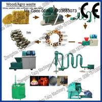 Энергосберегающее оборудование Wood Charcoal Making Machine/wood briquette machine