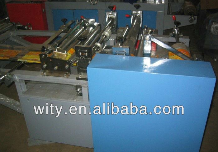 Plastic Film Folding Machine (with web-guiding)