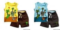 Комплект одежды для мальчиков New brand ! t + 2 + 80#,90#,100#