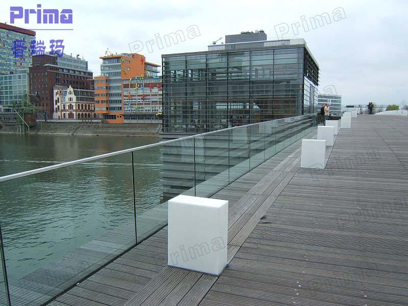 Terrassen Gelander Design | Möbelideen