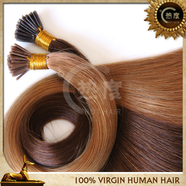 cheap 100% virgin brazilian hair nail hair china wholesale
