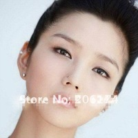 Nose Ring Fashion Body Jewelry Nose Stud 316L Stainless Surgical Steel Nose Piercing Crystal Stud free shipping