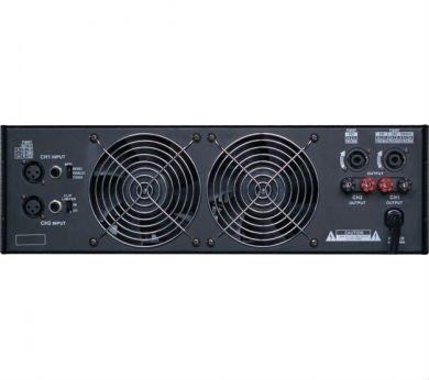 G25 (2x1500 watt) power amplifier