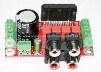 Аудио усилитель F195 # DIY TDA7850 4 50W * 4 hi/fi AV