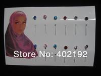 Броши мусульманский bz064