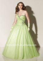 Платье на студенческий бал Beautiful Ball Gown Beading With Removable Strap Prom dress