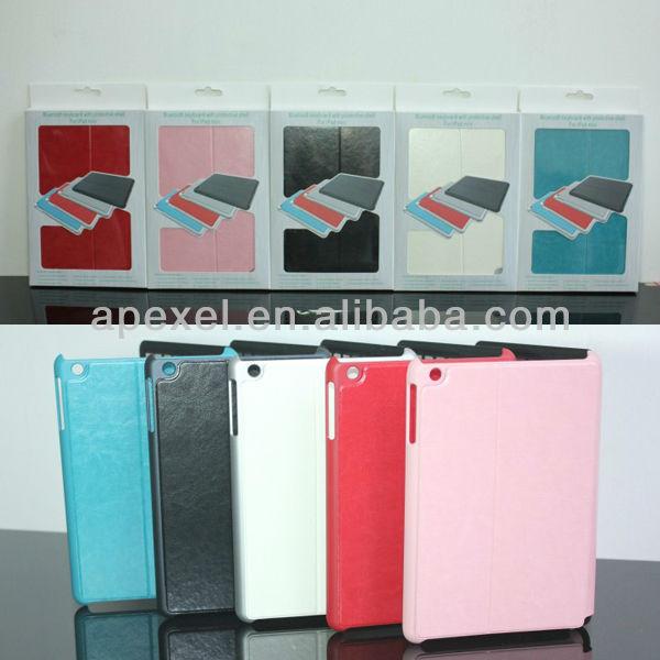 mini wireless bluetooth Modern style designed keyboard case for iPad mini