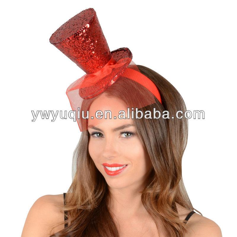2016 Yiwu Fábrica de Navidad Diadema Hairband para Niños Adultos de Navidad Decoración de Navidad