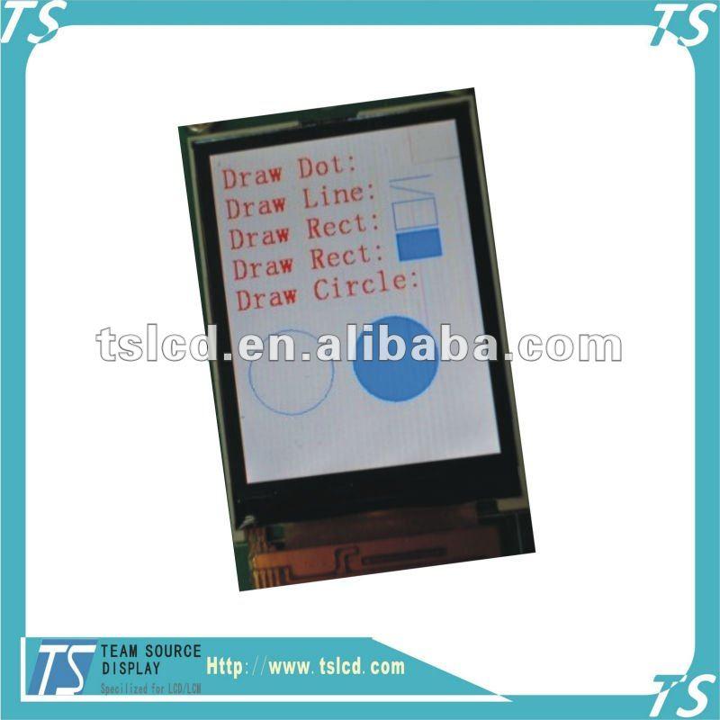 2.4 Inch Qvga Lcd Display Module 240x320 Resolution - Buy Qvga ...