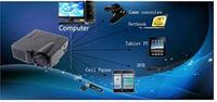 Проектор EJIALE LCD AV VGA USB  EPQ2201D