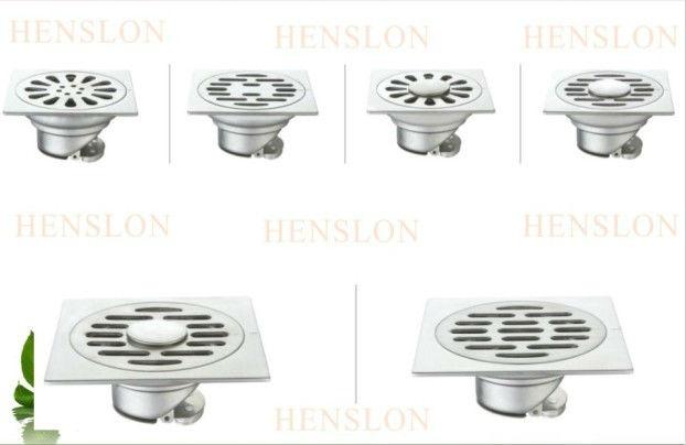Bathroom Floor Drain Types : Drains type and floor application metal linear shower