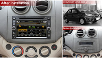 Автомобильный DVD плеер Chevrolet Sail Epica Captiva Lova dvd gps with radio bluetooth/ 8G map card gift +Camera High quality