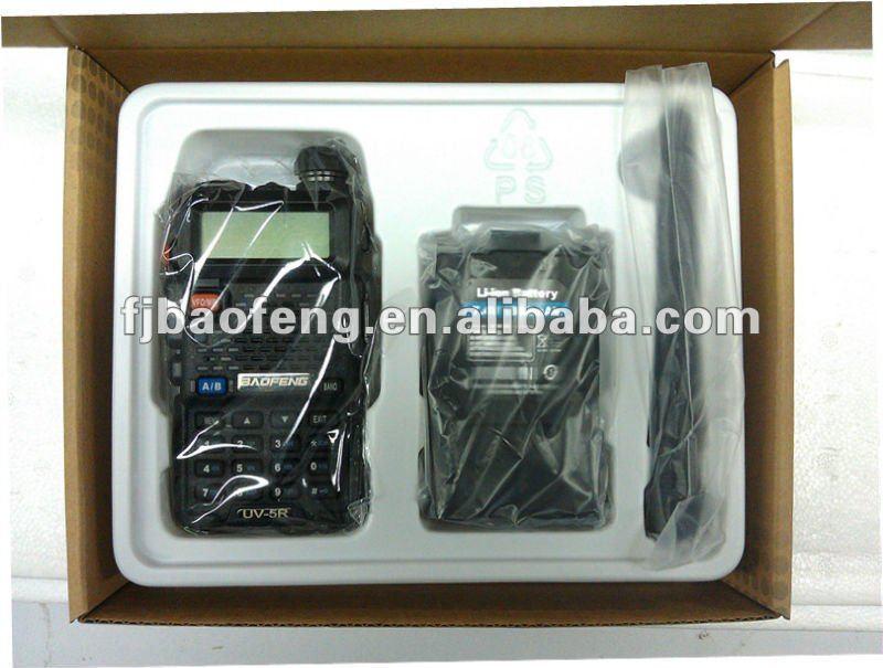 BAOFENG UV-5R high power output dual band digital two way radio