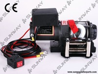 Лебедка Sell Wireless-Control Electric Winch 3000LB for ATVs, UTVs