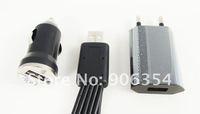 Зарядное устройство для мобильных телефонов battery charger, Cell phone battery charge kits, Car battery charger with by china post