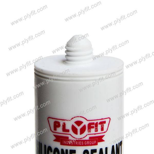 Heat resistant ACETIC silicone sealant