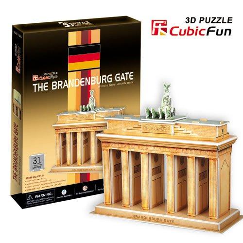Brandenburg Gate Dimensions Germany The Brandenburg Gate