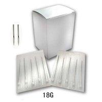 Wholesale - 100 X Sterile Tattoo Body Piercing Needles SZ 18G PN102