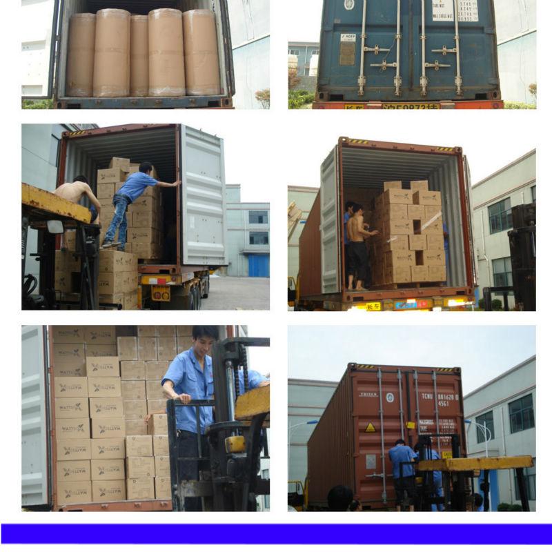 ISO9001 SGS China made glue water acrylic brown BOPP adhesive packing tape jumbo roll