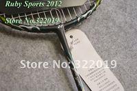 ракетка для бадминтона 100% Full carbon YY Voltric Z Force VT Z Force Badminton Racquet Racket