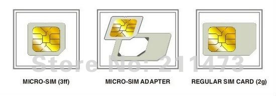 Newest Card!For iPhone 4G&4S Micro Sim Card Adaptor free shipping,10pcs/lot