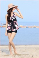 2013 New Hot Free Shipping Women's Swimsuit Tankinis Set Lady's Swimwear Beachwear LTS-1