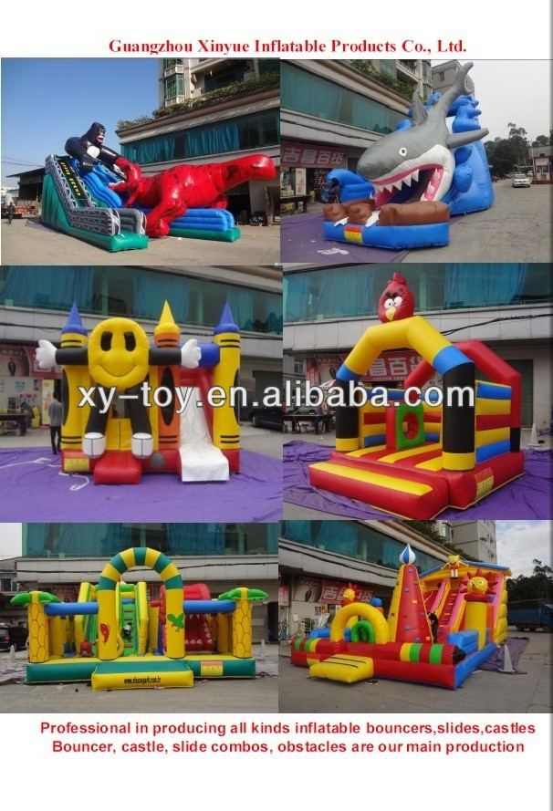 Giant customized inflatable sofa