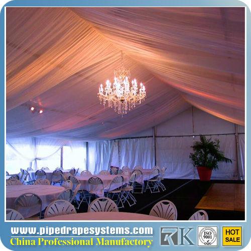 beautiful wedding backdrop decoration drapery for sale