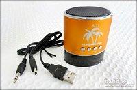 Аудио колонка OEM USB/TF LCD FM MP3 box ipod/pc A11