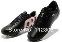 Мужская обувь Free EMS Shipping Black C Men's American Football Shoes Outdoor Ball Cleats Black Roughness Synthetic Leather US6.5-12Sz