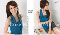 Free shipping  sexy design women's sleeveless tank top shirt backless hot selling vest waistcoat mixed color
