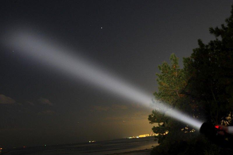 Xénon projecteur battery operated lumières led HID lumière crue ( SL-3050 )