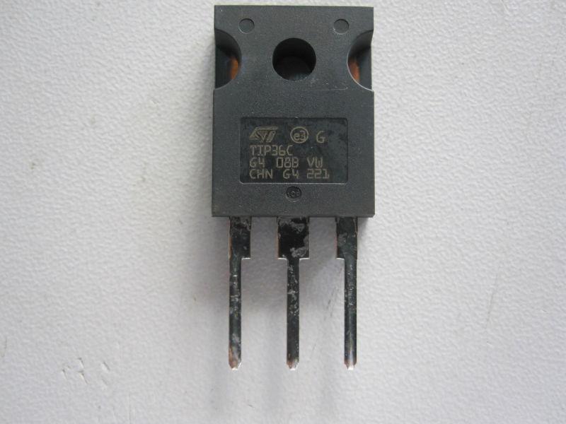 TIP-36C интегральная схема