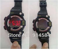 Наручные часы EMS/DHL 100 pcs/Lot Newest design shock LED Watch Fashion wrist LED watch