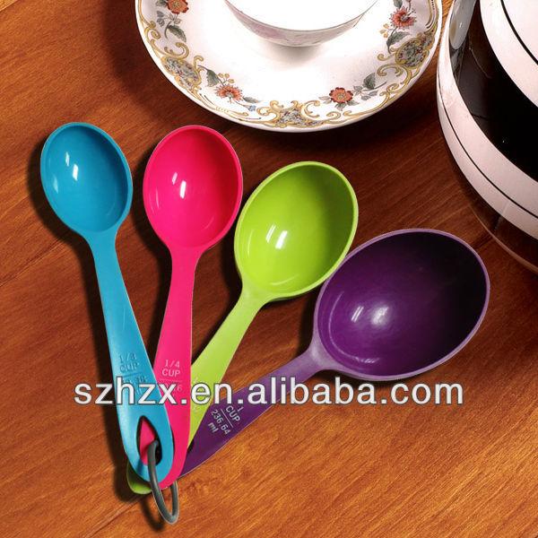 10g Plastic Measuring Spoon Set/Plastic Measuring Spoon 2.5ml