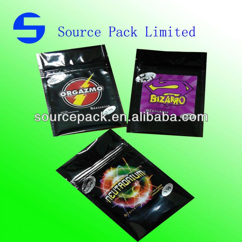 HOOKAH blast 400mg pink lady herbal incense bags/sachs in rain herbal incense bags/pineapple crush spice incense bags