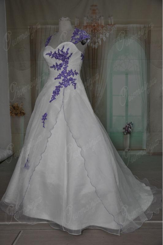Purple And Ivory Wedding Dresses : Wedding dresses ivory and purple list of