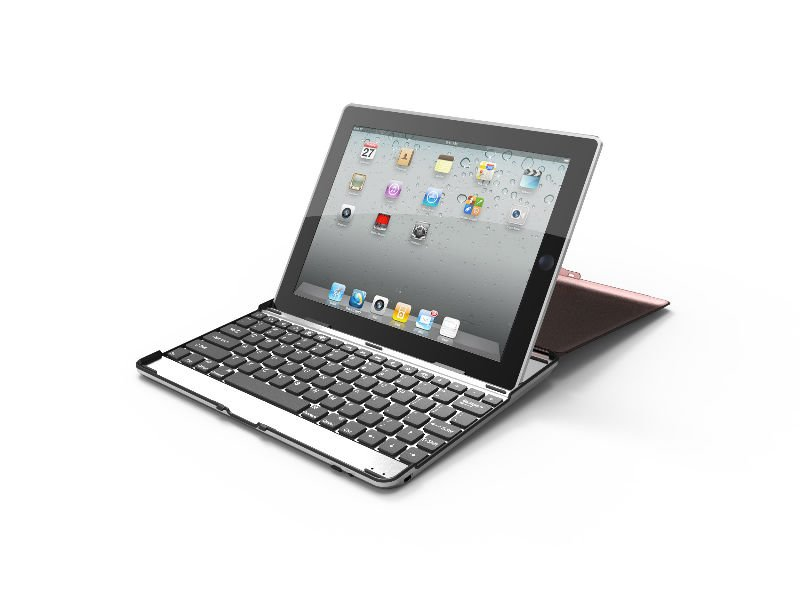 Bluetooth keyboard with cover for ipad2