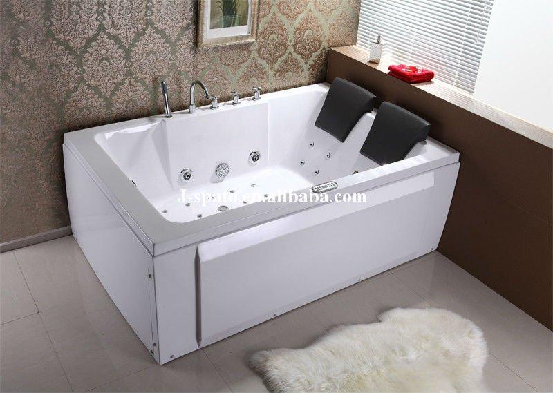 2012 NEW leisure double freestanding bath tub JS-8021