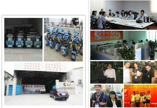 100~150kg/h cutting environmental plastic film crusher