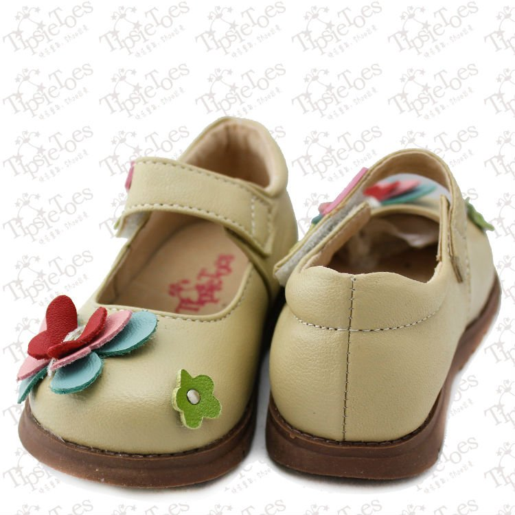 Genuine leather shoes hard sole baby shoes