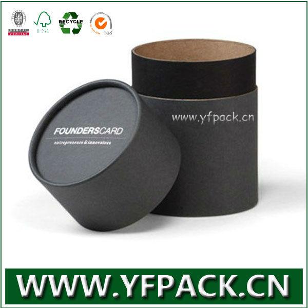 Cardboard Candle Tubes Round Cardboard Candle Box